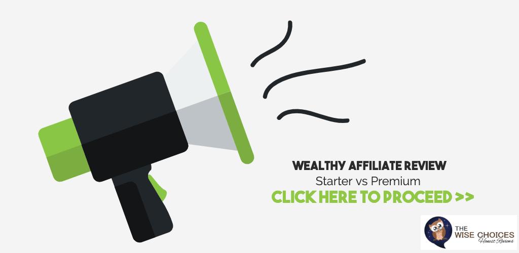 Wealthy Affiliate: Starter VS Premium